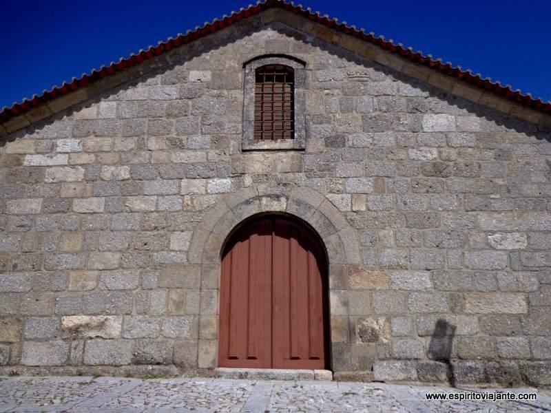 Igreja da Misericordia - Aldeia Historica de Linhares