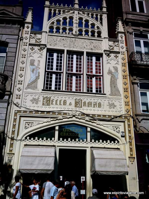 Livraria Lello-Porto