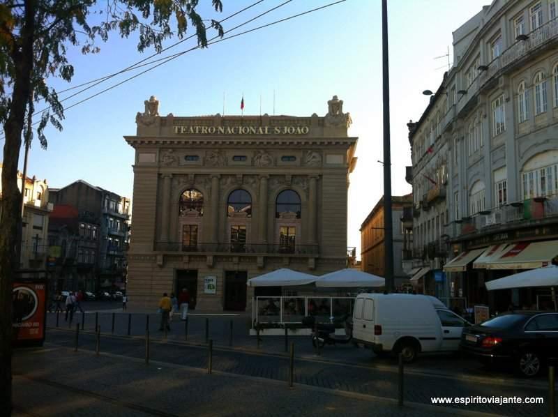 Teatro Nacional de São João-Porto