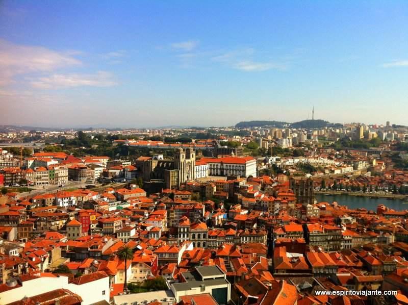 Torre dos Clérigos-Porto