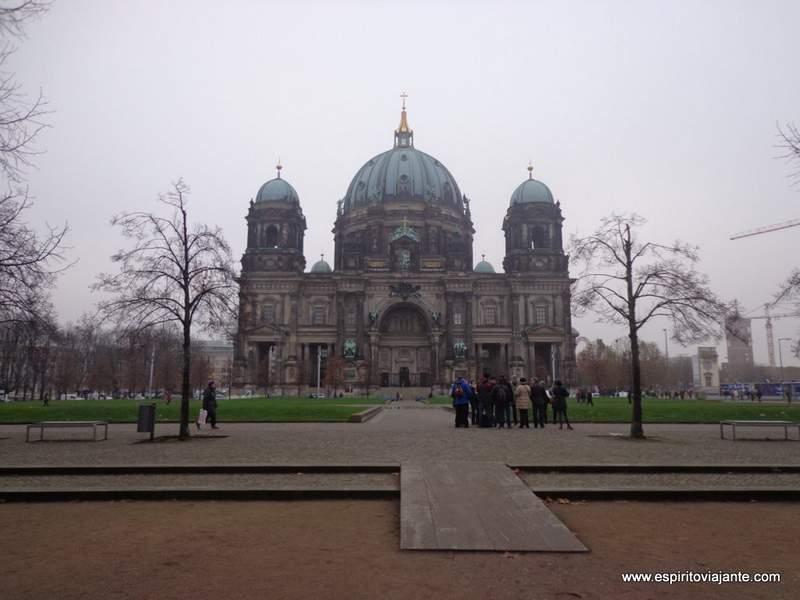 Visitar Berlim - Catedral