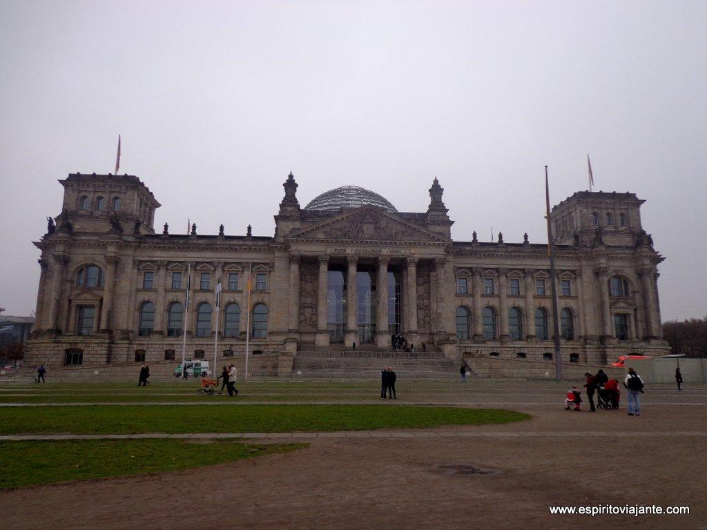 Dicas de viagem – Berlim, alojamento, roteiro, mapas