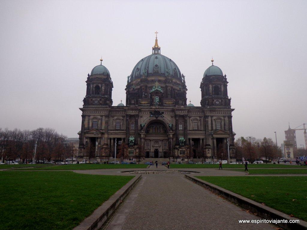 Catedral de Berlim - Dicas de viagem - Berlim