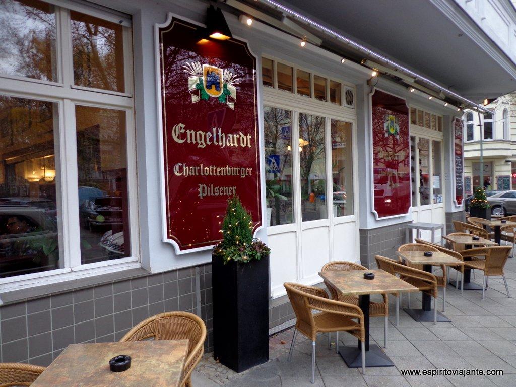 Restaurante em Berlim - Dicas de viagem - Berlim