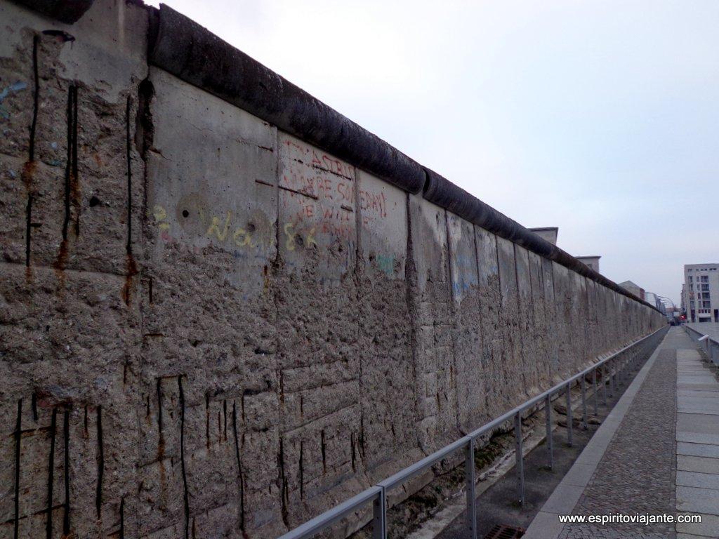 Muro de Berlim - Dicas de viagem - Berlim