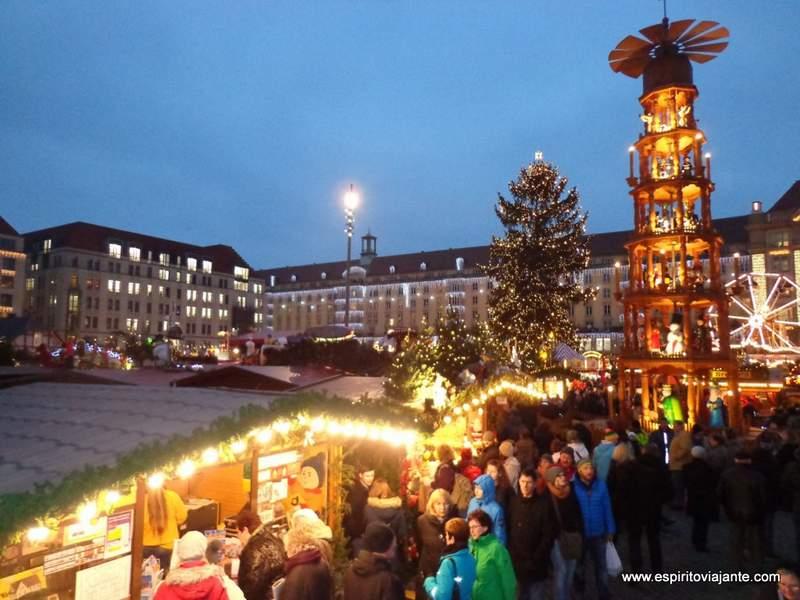 visitar Dresden Mercados de Natal