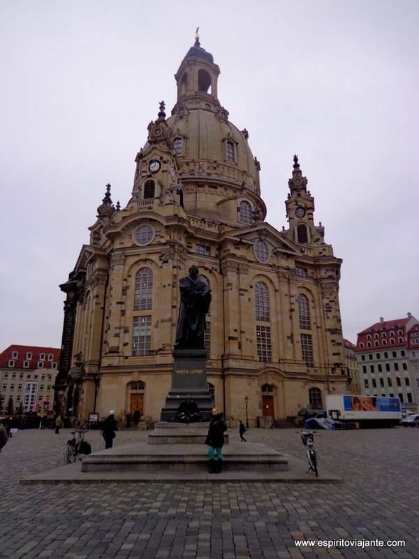 visitar Dresden Igreja