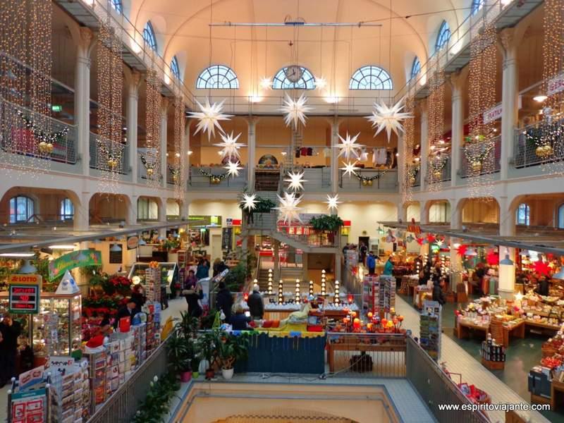 visitar Dresden Mercado