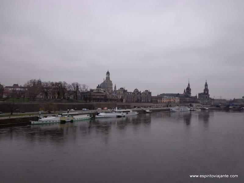 visitar Dresden Rio Elba