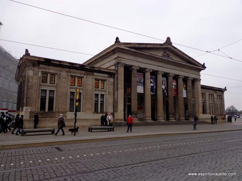 visitar Dresden Museu