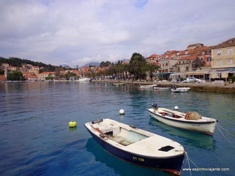 Cavtat Marina Croacia Croatia Turismo