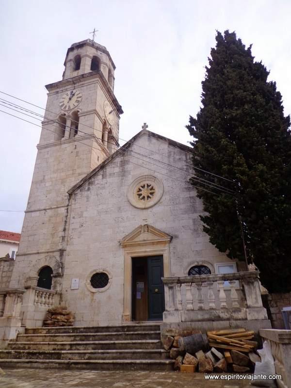 Igreja São Nicolau Cavtat Church Croati Heritage