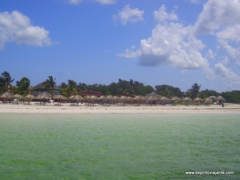 Visitar a Ilha de Cayo Blanco, Cuba