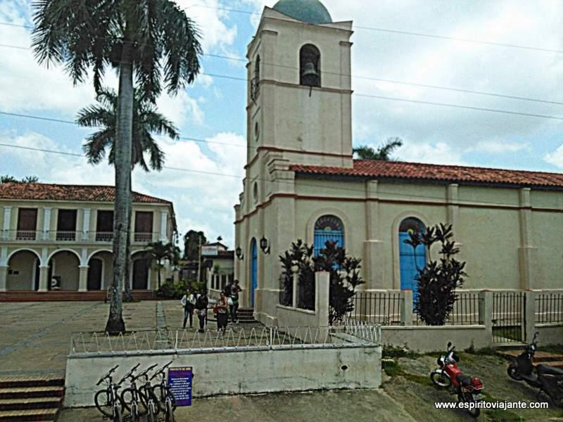 Iglesia Viñales Cuba