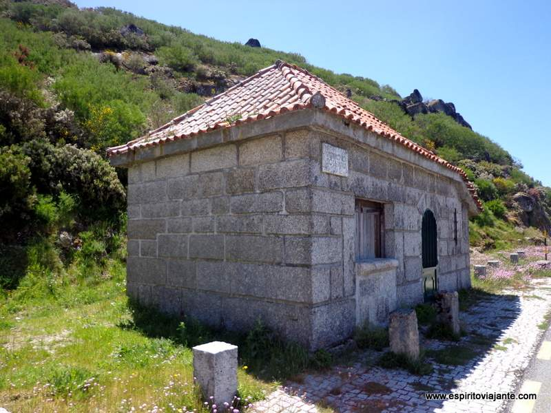 Serra-da-Estrela EN232 Casa Cantoneiros