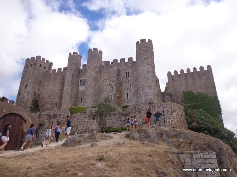 O que visitar em Óbidos Portugal