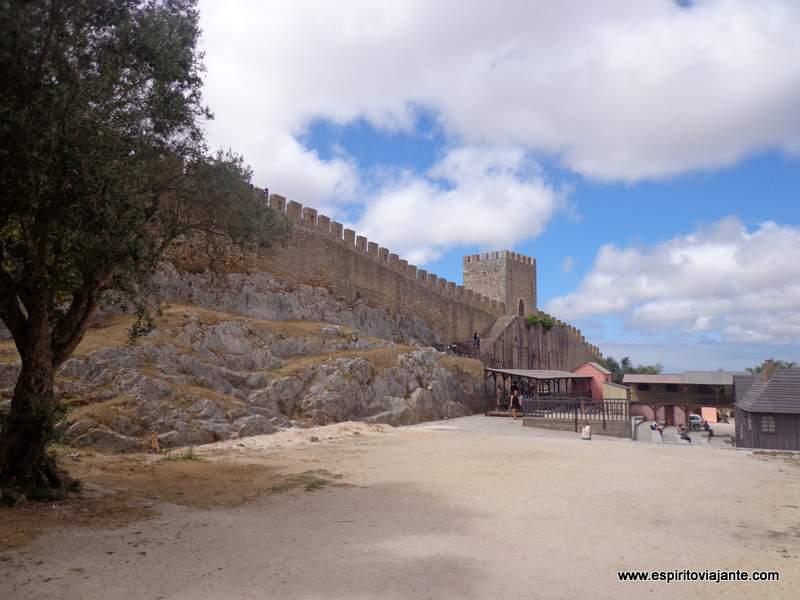 Castelos de Portugal Óbidos