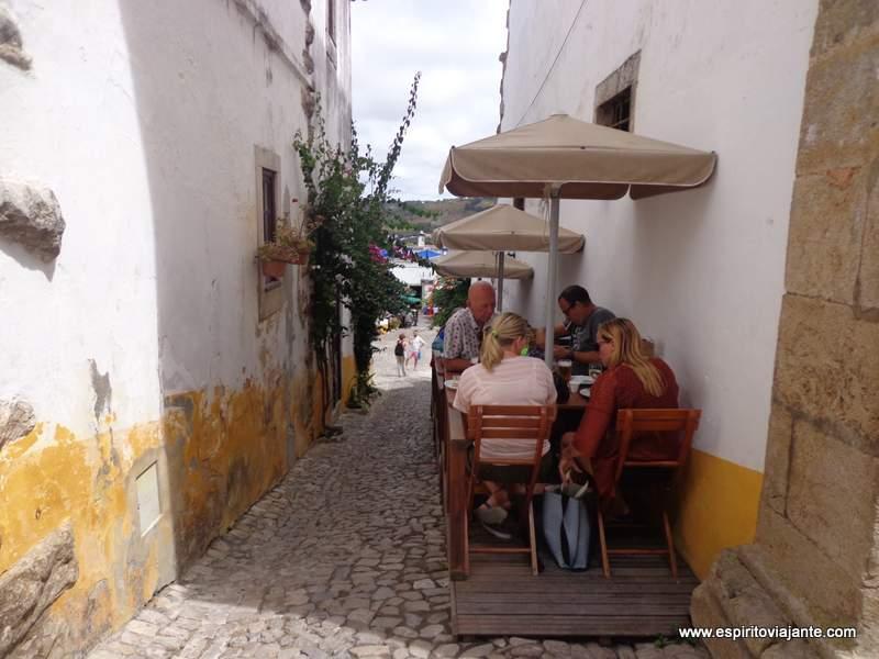 Alojamento em Óbidos Portugal