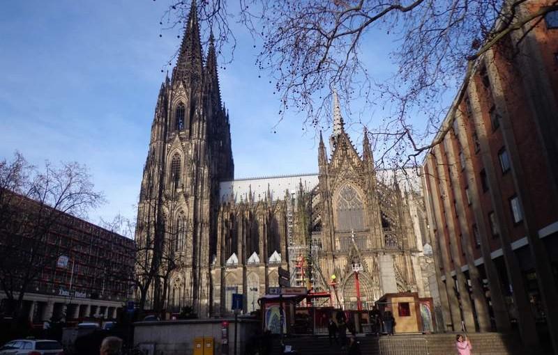 Visitar a Catedral de Colónia