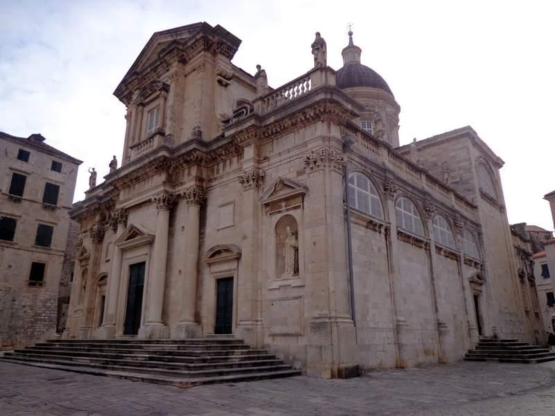 Catedral em Dubrovnik VisitCroatia