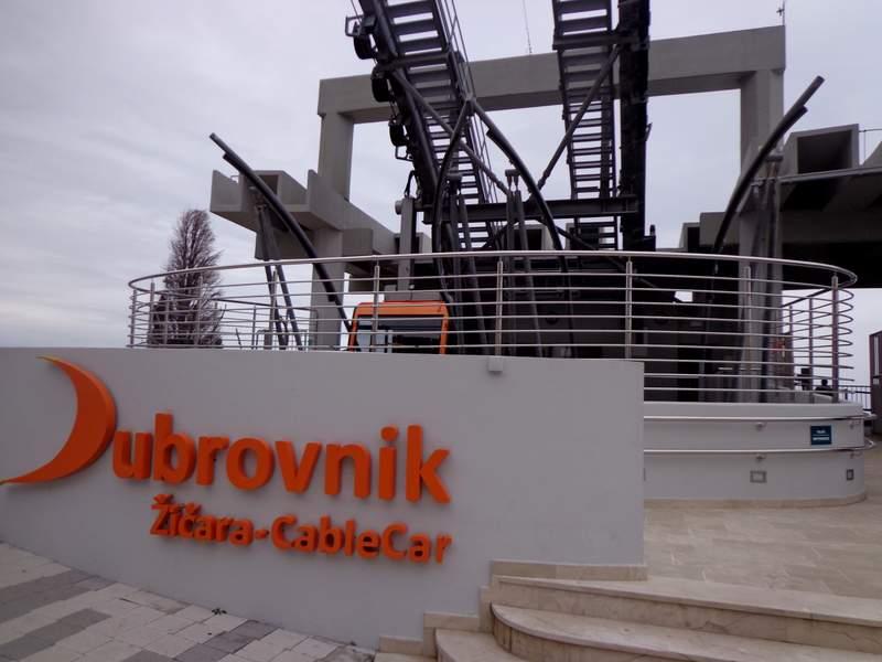 Teleférico Dubrovnik