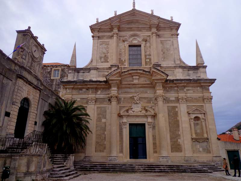 Dubrovnik Church