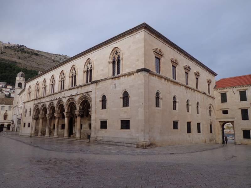 Visitar Dubrovnik Rector's Palace Dubrovnik Croatia