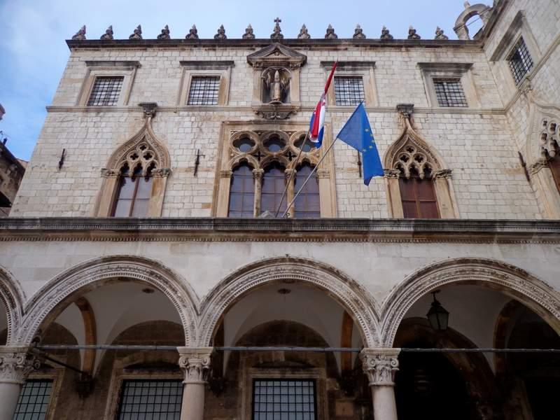 Sponza Palace Heritage Dubrovnik