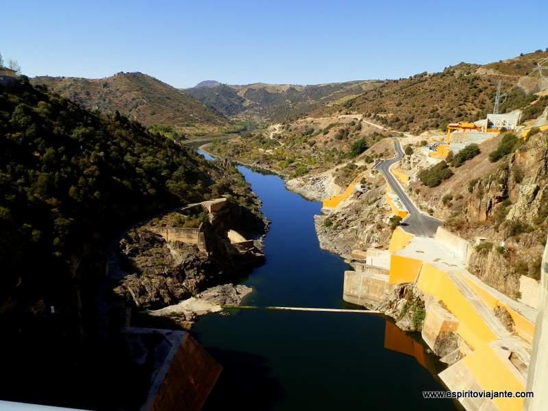 Barragem-da-Bemposta Fotos Portugal Espanha