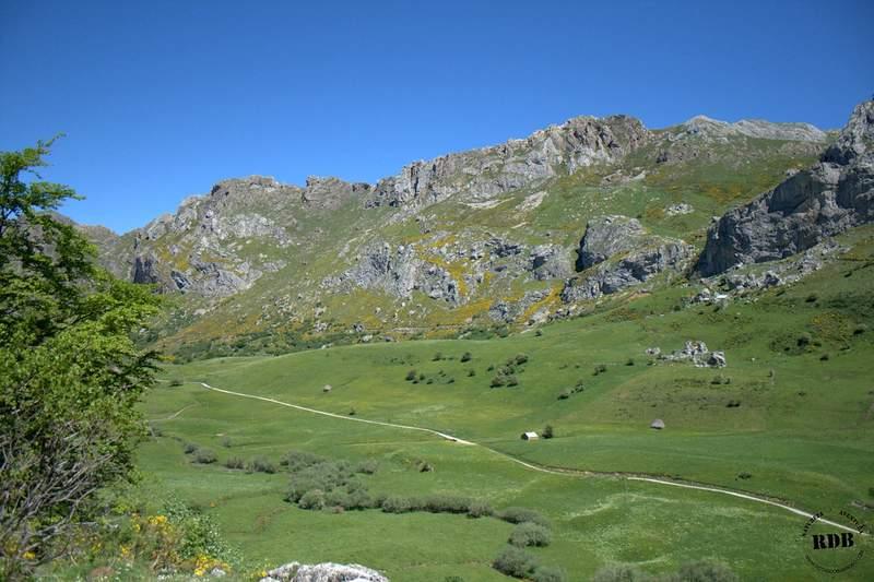 Trilhos pedestres Asturias