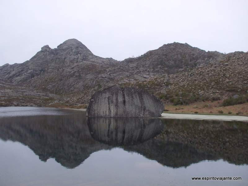 Pântano da Chã do Monte Peneda Gerês