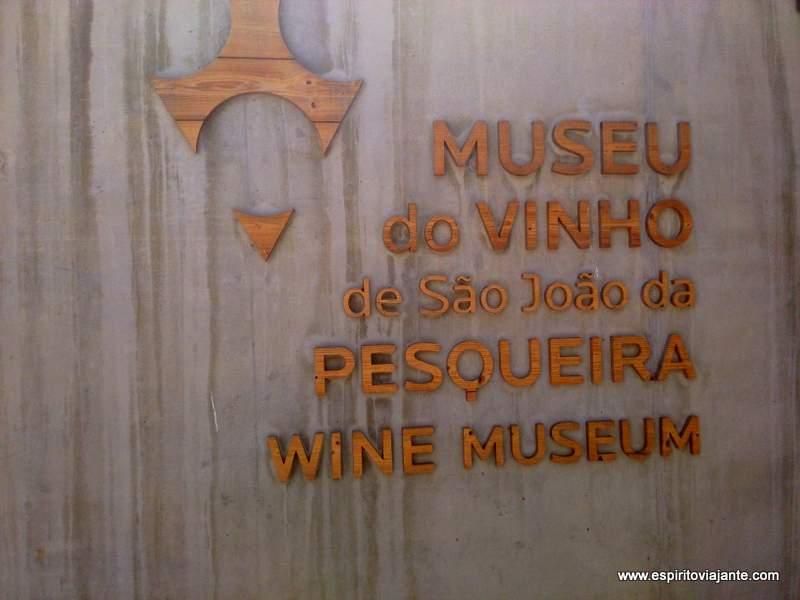 Wine Museum Douro Vinhateiro Pesqueira