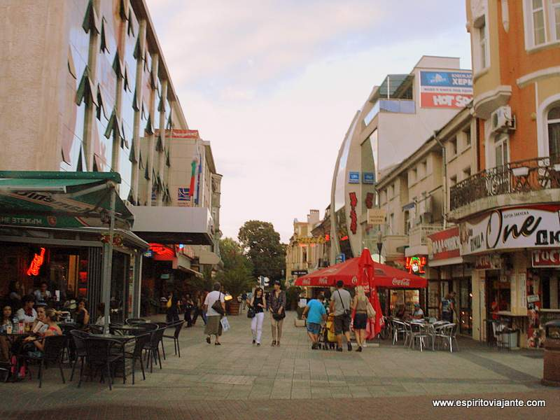 Visit Plovdiv city Bulgaria Tourism
