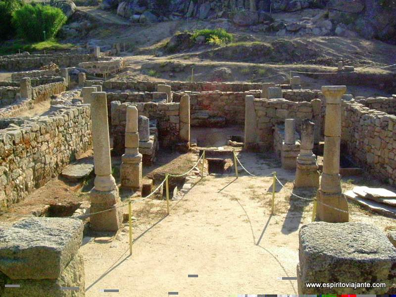 Arqueologia Foz Cõa Ruinas Prazo Freixo Numão