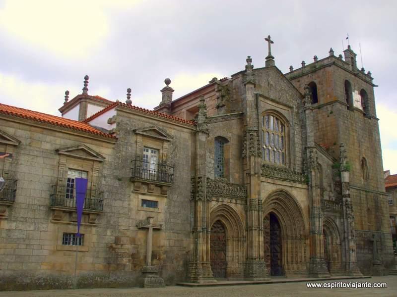 Sé de Lamego Catedral de Lamego Douro Vinhateiro