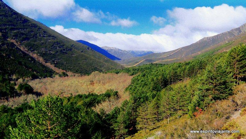 Parque Natural O Invernadeiro - Galicia España