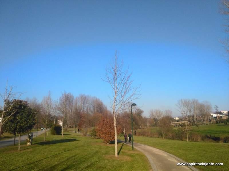 Visitar O Parque Da Devesa Famalic 227 O Esp 237 Rito Viajante