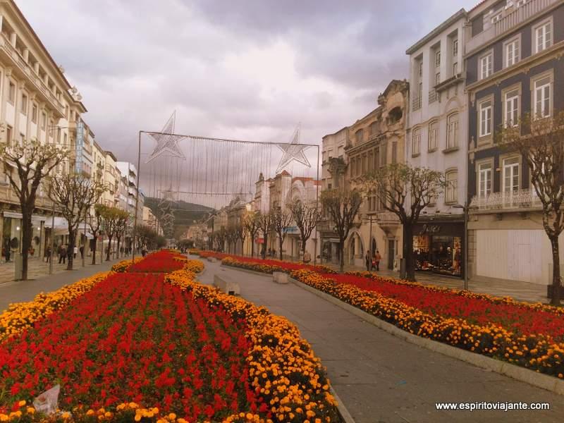 Avenida da Liberdade Braga Portugal