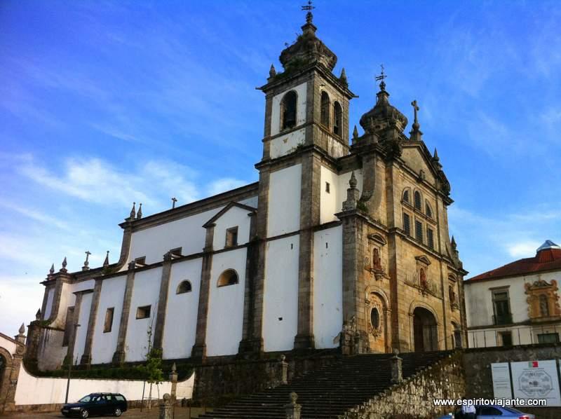 Visitar Braga Mosteiro de Tibães