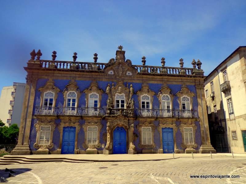 Visitar Braga Palácio do Raio Barroco