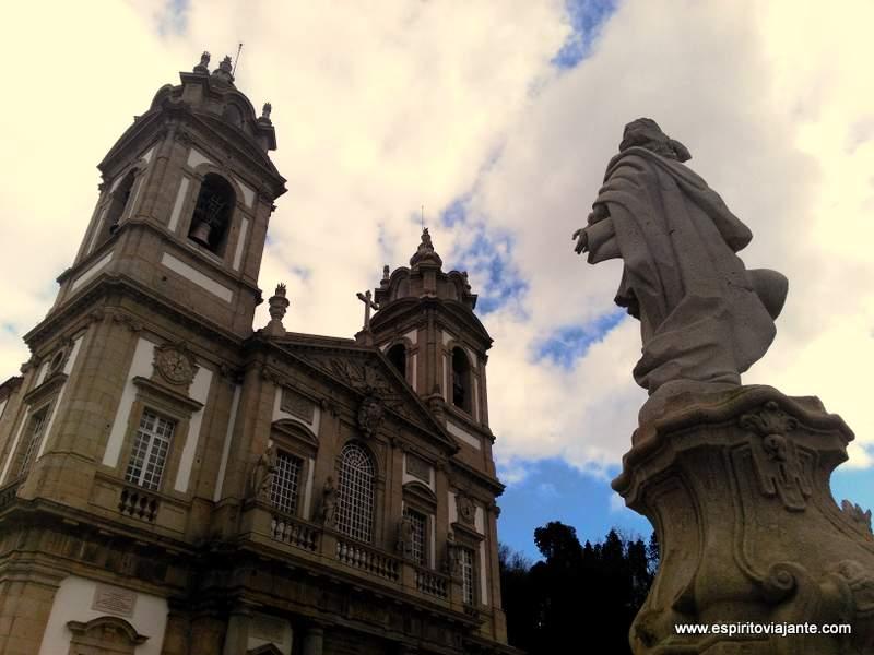 Visitar Braga Bom Jesus Portugal