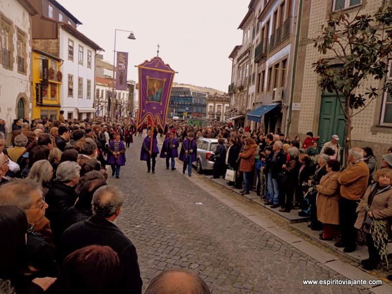 Visitar Braga Semana Santa Portugal