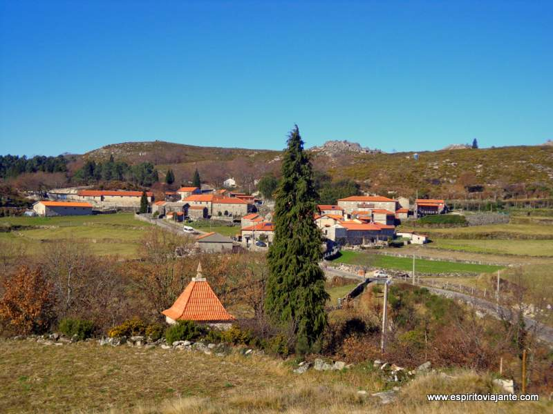 Aldeias de Portugal Santa Isabel do Monte Terras de Bouro