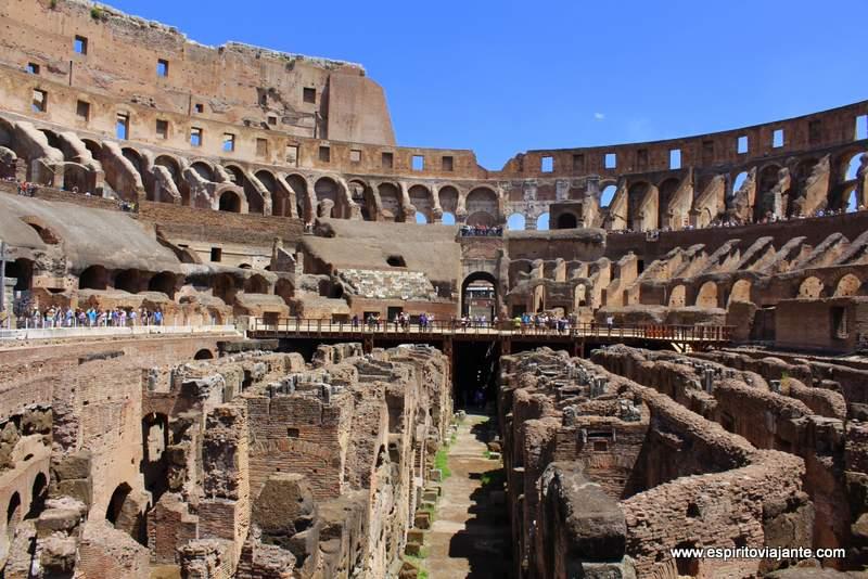 Visitar Coliseu Roma