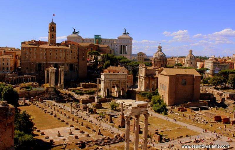 Visitar Roma: roteiro essencial de 2 / 3 dias
