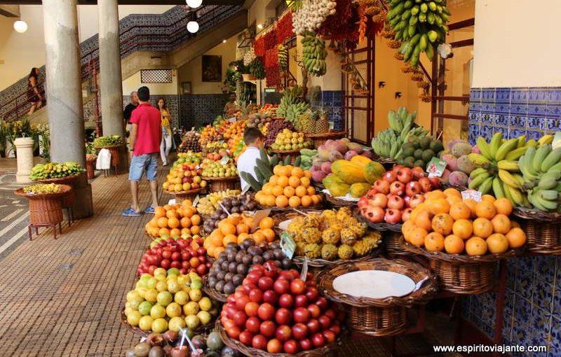 Visitar o Mercado dos Lavradores, Funchal – Madeira