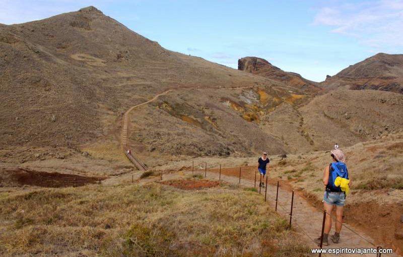 Visitar a Vereda da Ponta de S. Lourenço, Madeira