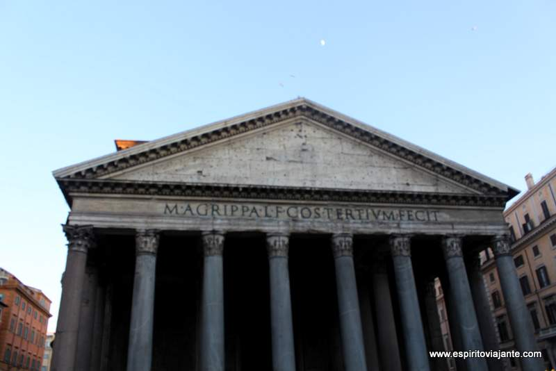 Roman Pantheon Rome Itlay