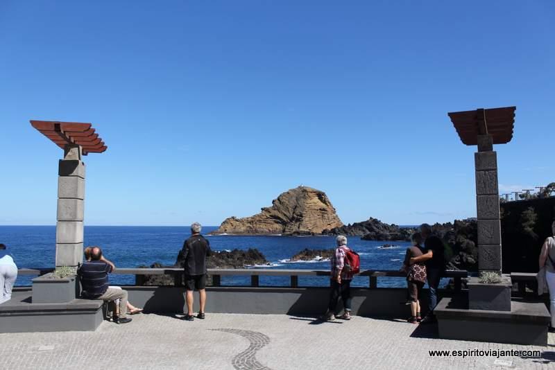 piscinas naturais de Porto Moniz