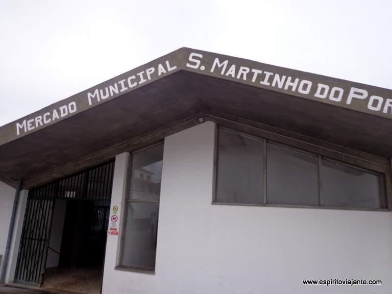 São Martinho do Porto mercado